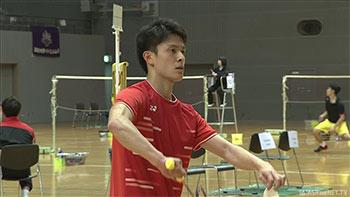 日本大学生锦标赛男单半决赛,这水平比国内如何?