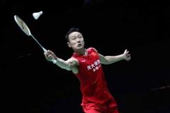 军运会羽球项目首日,中国男团5-0朝鲜队