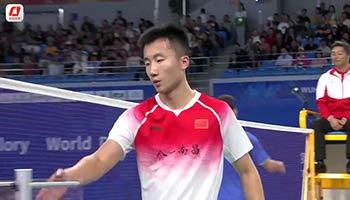 军运会男团小组赛:陆光祖2-0维尔勒格