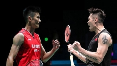 谌龙vs林丹丨法国公开赛1/8决赛