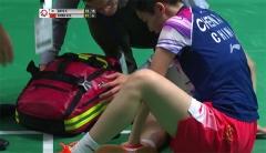 谌龙2-0林丹,桃田何冰娇均3局惊险逆转晋级丨法国1/8决赛