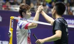 奥运积分排名:林丹升至第16位,石宇奇跌至第56位