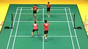 世青賽混雙冠軍馮彥哲/林芳靈,2局勝對手再闖一輪