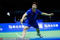 澳門賽1/4決賽12點打響,石宇奇迎戰隊友趙俊鵬
