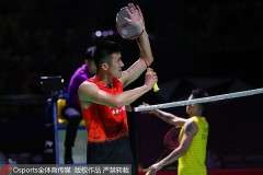 谌龙石宇奇晋级,山口茜一轮游丨福州公开赛首轮
