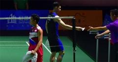 3位對手均退賽,桃田賢斗一臉懵逼進8強
