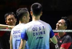 亨山:张楠他们是很优秀的球员,第一次打到30分!
