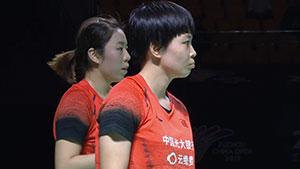 凡晨2-0金昭映/孔熙容集锦,陈清晨简直吼爆了!