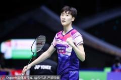 陈雨菲PK李文珊丨福州公开赛半决赛