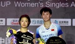 国羽2金1银收官,桃田夺本赛季第10冠丨福州赛决赛