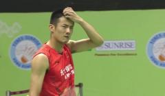 諶龍因傷退賽,陳雨菲2-1逆轉何冰嬌丨香港賽1/4決賽