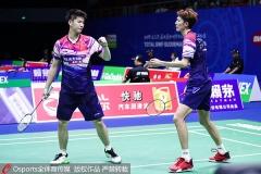 双塔迎战亨山丨香港公开赛半决赛