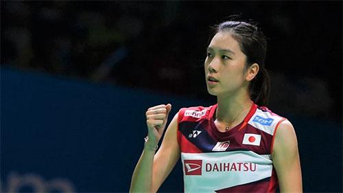 全日本锦标赛半决赛,大堀彩2-1爆冷山口茜集锦