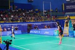 李梓嘉金廷建功,大马印尼男团打入决赛丨东运会半决赛