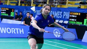 因達農VS瑪莉絲卡 2019東南亞運動會 女團決賽視頻