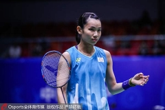 戴资颖成中国台湾最热运动员