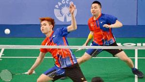 法加尔/阿德里安托VS谢定峰/苏伟译 2019东南亚运动会 男团决赛视频