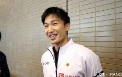 桃田贤斗:很想赢得总决赛冠军,会尽最大努力