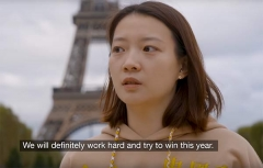 黄雅琼:我和思维还没拿过总决赛冠军,今年争取夺冠