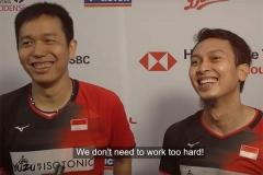 亨德拉:总决赛我们不需要太努力