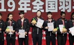 全国团体锦标赛落幕,李雪芮率八一队夺女团冠军