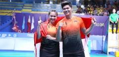 李梓嘉2-0夺冠,大马3金1银收官丨东南亚运动会单项赛