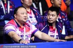 张军为公开抽签点赞,希望中国队力争冠军
