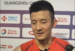 諶龍:教練沒有告訴我必須兩局贏才能出線