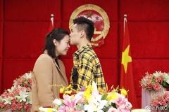 """乔斌李雪芮领证,""""希望以后日子一起开心"""""""