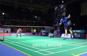 劉國倫超高清低視角,專業選手速度太恐怖了!