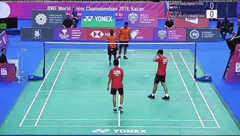 看看国际比赛21-1是怎么打出来的!