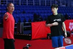 教练:孙完虎可获奥运参赛资格,争取夺牌