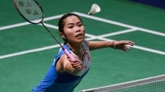 因達農:想拿奧運獎牌,創造泰國羽球歷史