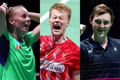 丹麦羽协:票选2019年度丹麦最佳选手