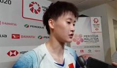陈雨菲:新年首站打入决赛是好的开始