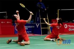 國羽沖4金丨馬來西亞大師賽決賽