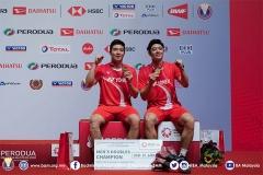 韩媒:李龙大回来了!击败中国男双打破冠军荒