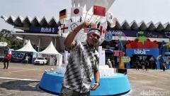 暴雨警告!印尼大师赛期间或出现极端天气
