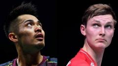印尼大師賽1/16決賽對陣出爐