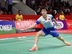 王祉怡迎戰因達農丨印尼大師賽半決賽