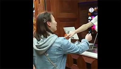黄雅琼:为了吃个冰淇淋,我太南了