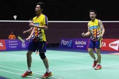 落选亚洲团体锦标赛,陈蔚强:觉得奇怪和不公平