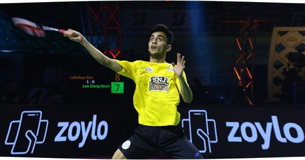 叻斯亞VS利弗德斯 2020印度超級聯賽 混合團體小組賽視頻
