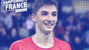 波波夫VS阿诺 2020法国全国锦标赛 男单决赛视频