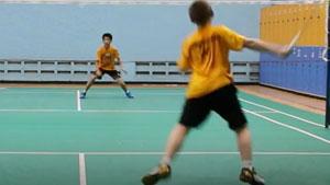芬兰10岁炫技Boy Aapo在因达农俱乐部进行训练赛