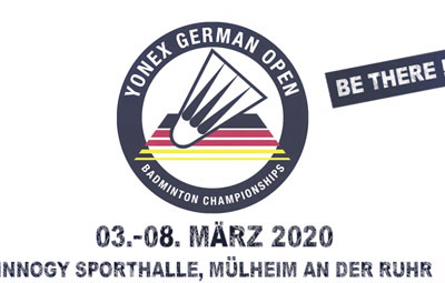 国羽节后首战德国公开赛!比赛预告片来袭