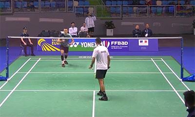 托蒂·乔瓦尼VS巴尔·内泽尔 2020欧洲团体锦标赛 男团小组赛一分6合视频