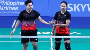 拉溫達/基蒂塔拉庫爾VS伊斯特拉尼/拉哈尤 2020亞洲團體錦標賽 女團小組賽視頻