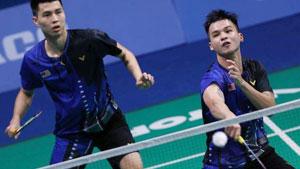 王耀新/张御宇VS德鲁夫 卡普拉/叻斯亚 2020亚洲团体锦标赛 男团小组赛视频