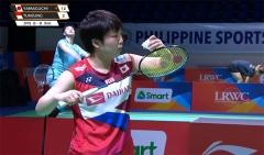 女团1/4丨日本3-0印尼 日韩马泰打入半决赛